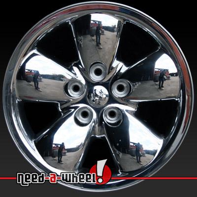 2002 2004 dodge ram wheels for sale chrome rims 2167. Black Bedroom Furniture Sets. Home Design Ideas