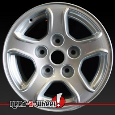 Honda Fit Rim Size >> 1997-2000 Dodge Dakota wheels for sale. Silver rims 2082