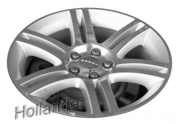 2007 2011 dodge charger wheels for sale chrome rims 2295. Black Bedroom Furniture Sets. Home Design Ideas