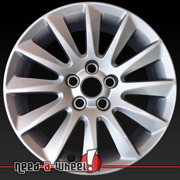 "17"" Chrysler 300 OEM Wheels 11 12 13 14 Silver Factory"
