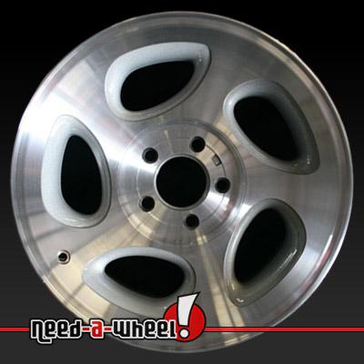 1998 2001 ford explorer wheels for sale machined rims 3293. Black Bedroom Furniture Sets. Home Design Ideas