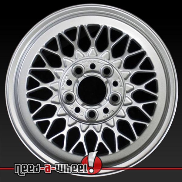 """15"""" BMW 525i 530i 535i 540i 735i 740i 750i M6 OEM Wheels"""