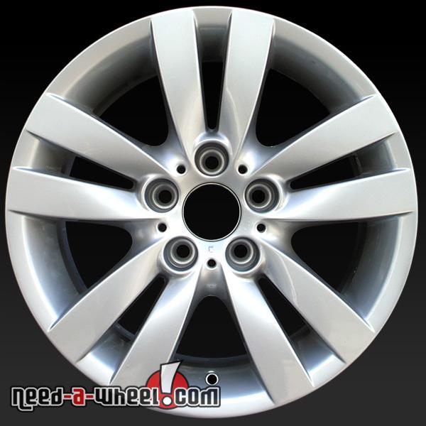 17x8.5 BMW 323i 325i 328i 330i 335i OEM Wheel 03-13 Silver