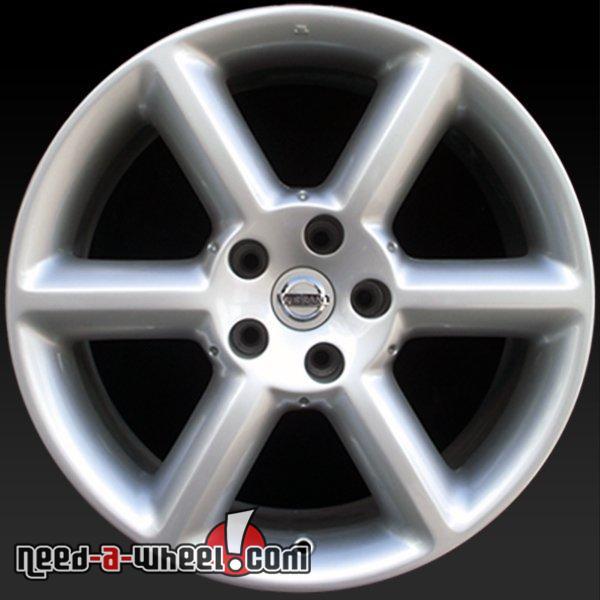 Nissan 350z Stock Wheels Nissan 350z Wheels Oem 62417