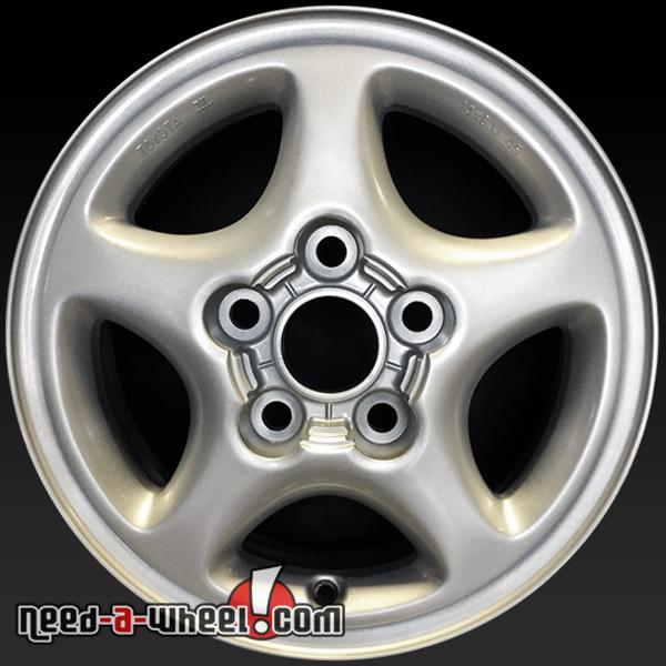 "1991 Toyota Mr2 For Sale: 14x6"" Toyota MR2 OEM Wheel 1991 1992 91 92 Silver Stock"