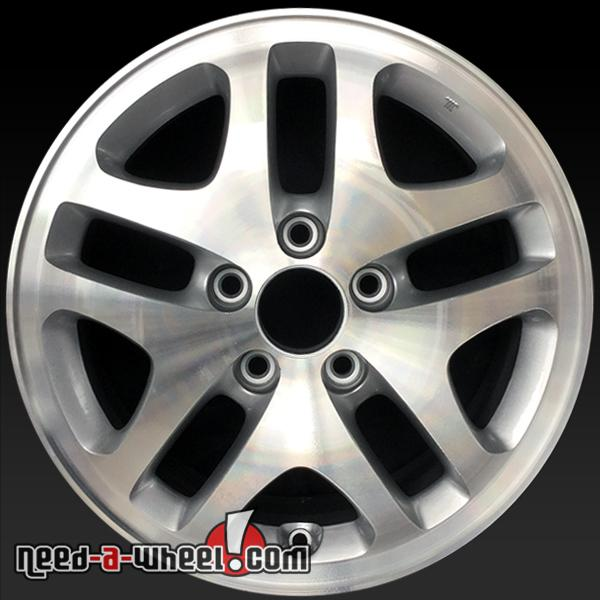 Honda Accord oem wheels rims 63823