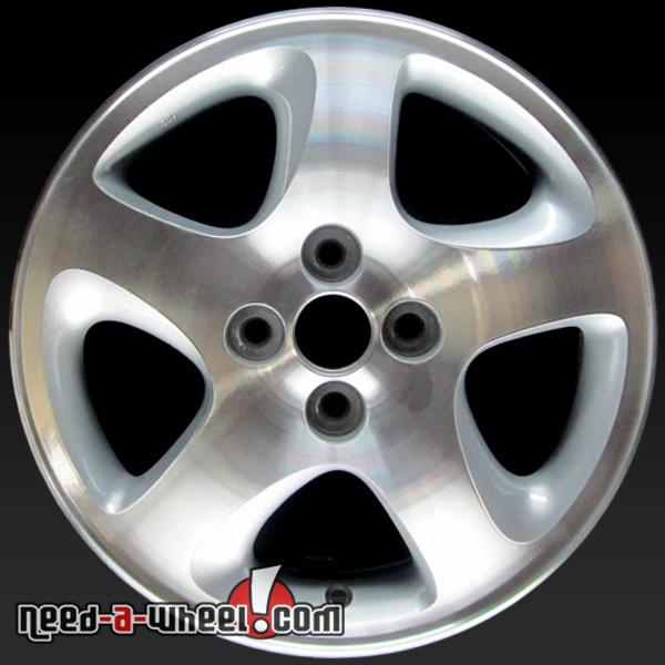 Mazda Prot'g' oem wheels rims 64818