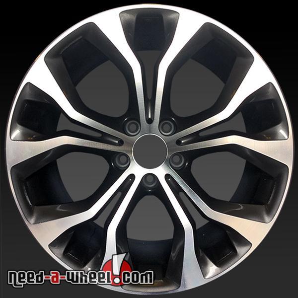 "Bmw X6 Rims For Sale: 20x11"" BMW X Series Oem Wheels 2014-2017 Rear Machined"
