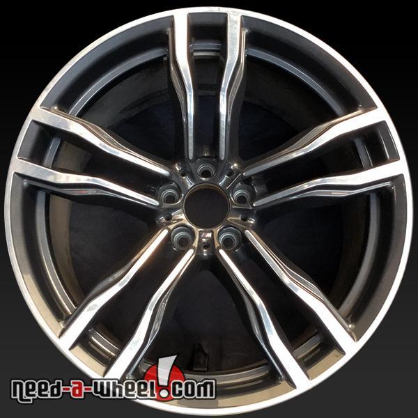 BMW X oem wheels rims 86195