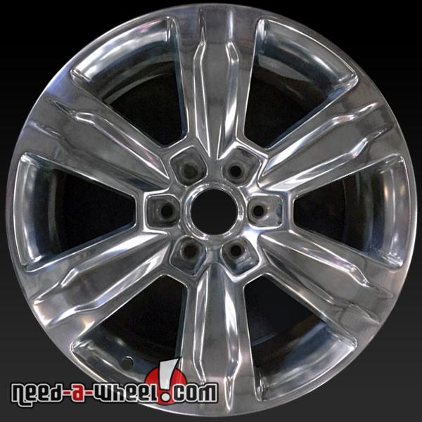 Ford F150 oem wheels factory rims 10004