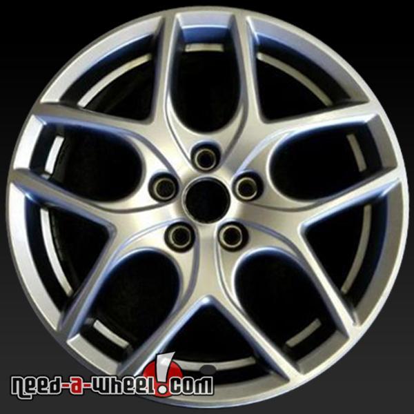 Ford Focus oem wheels factory rims 10011