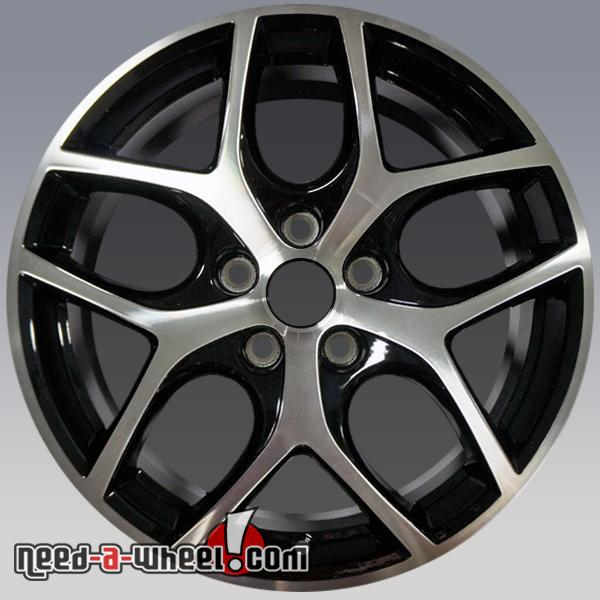 Ford Focus oem wheels factory rims 10012