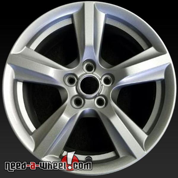 Ford Mustang oem wheels factory rims 10027