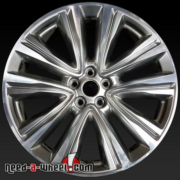 Lincoln MKX oem wheels factory rims 10074