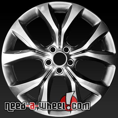 Chrysler 200 oem wheels factory rims 2515 Hypersilver