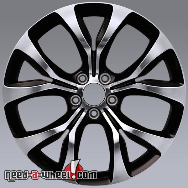 19x8 Chrysler 200 Oem Wheels 2015 2017 Polished Rims 2515