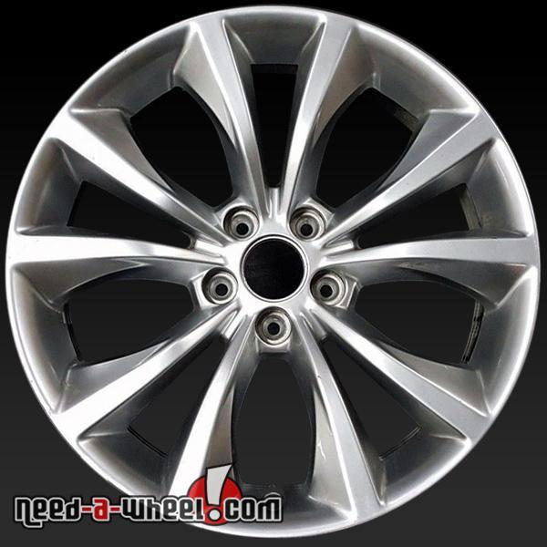 Chrysler 200 oem wheels factory rims 2516