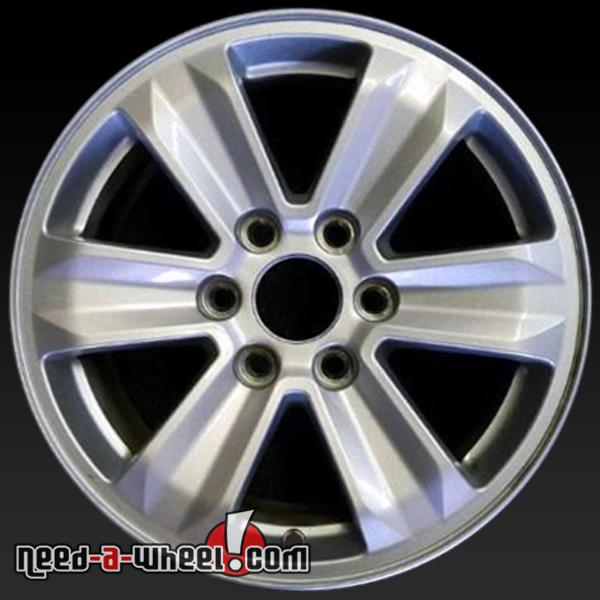 Ford F150 Factory Rims For Sale >> 17x7 5 Ford F150 Oem Wheels 2015 2017 Silver Rims 3995