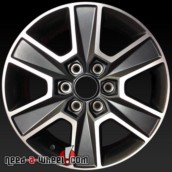 Ford F150 Factory Rims For Sale >> 18x7 5 Ford F150 Oem Wheels 2015 2017 Machined Rims 3999