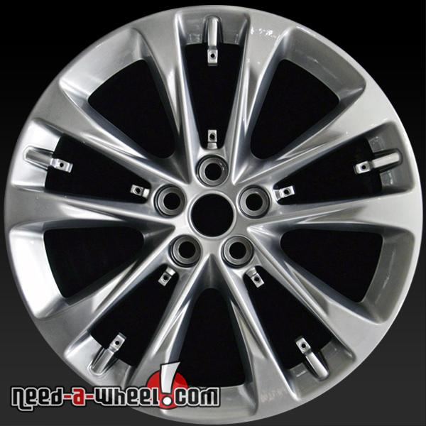 Cadillac CT6 oem wheels rims 4764