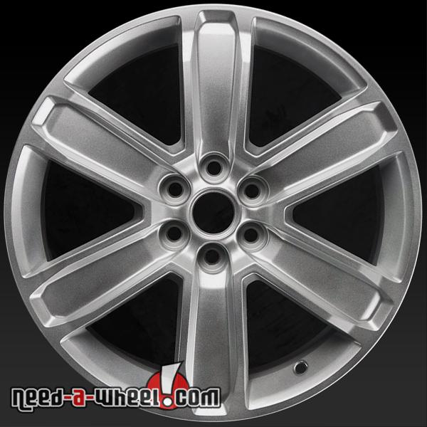 Cadillac XT5 oem wheels factory rims 4800 97729