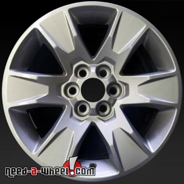 Gmc Canyon Oem Wheels Factory Rims 5693