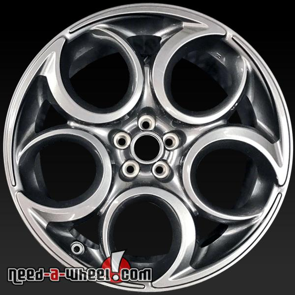 "19x8.5"" Alfa Romeo 4C Oem Wheels 2015-2017 Gray Rims 58158"