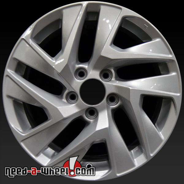 Honda Factory Rims >> 2015 2017 Honda Crv Oem Wheels For Sale 17 Silver Stock Rims 64069