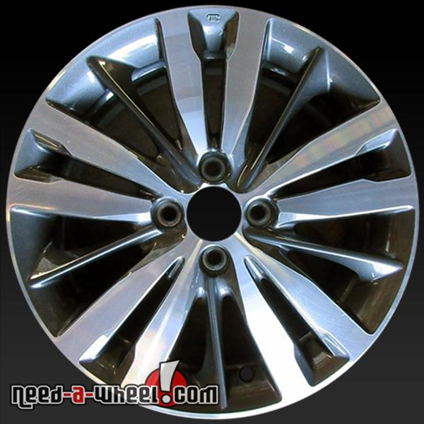Honda Fit oem wheels factory rims 64073