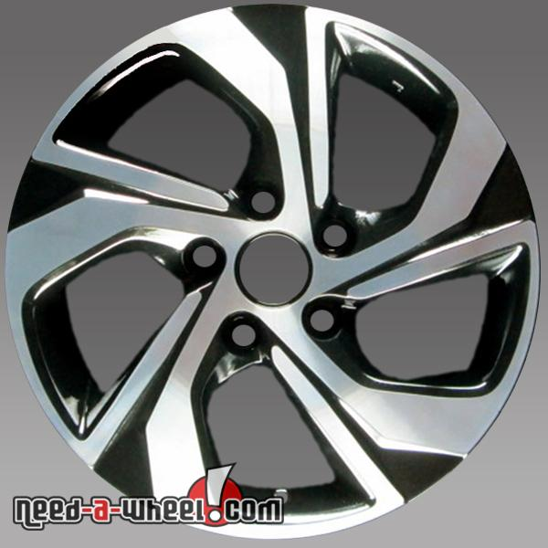 Honda Accord oem wheels rims 64078