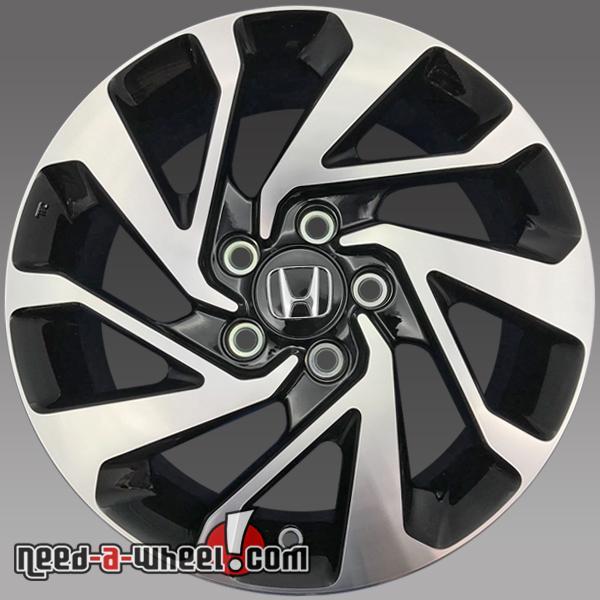 Honda Civic Oem Wheels Rims 64095