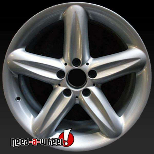 Mercedes SL500 oem wheels rims 65322
