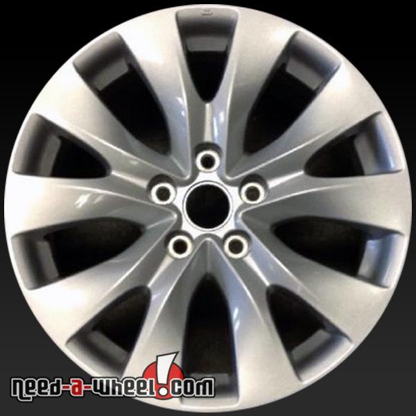 Subaru Legacy oem wheels factory rims 68823