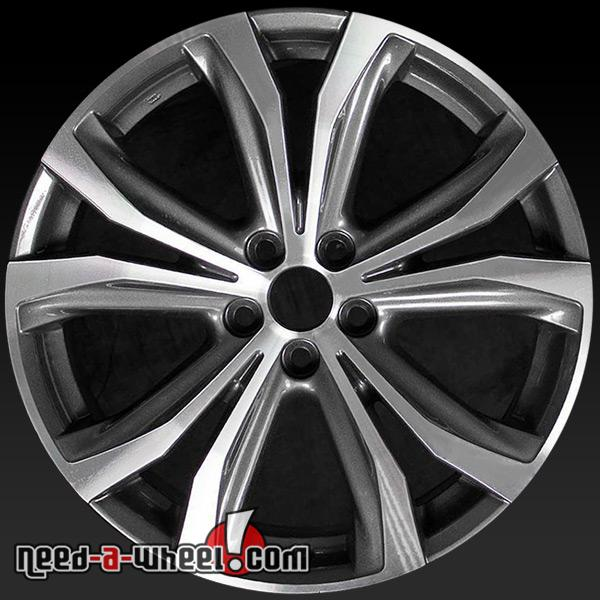 "2017 Lexus RX350 oem wheels 20"" Machined stock rims 74338"