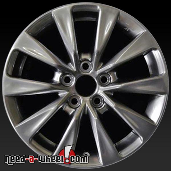 Toyota Camry Oem Wheels Factory Rims 75170