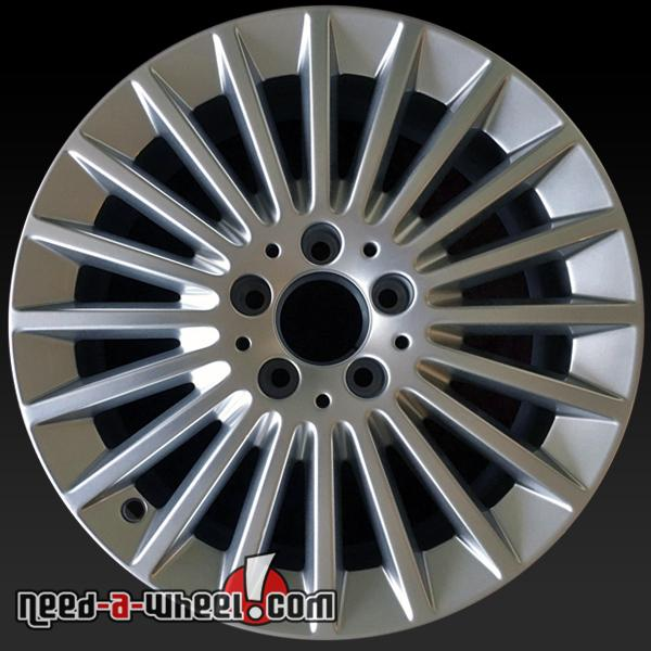 Mercedes C300 oem wheels factory rims 85368