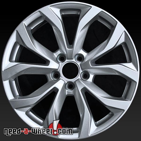 Audi A6 oem wheels factory rims 97790