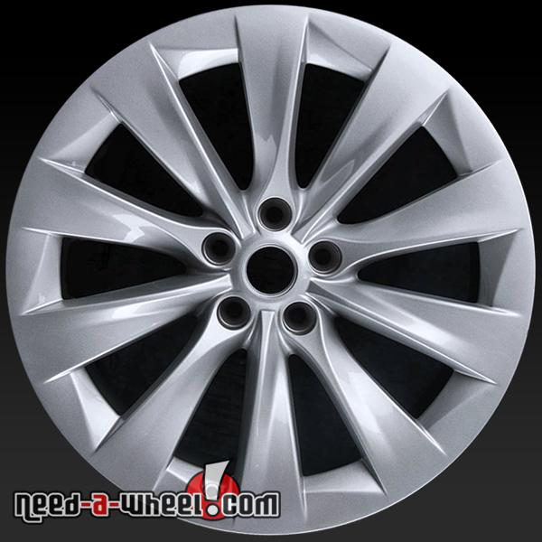 Tesla Model X oem wheels factory rims 97801