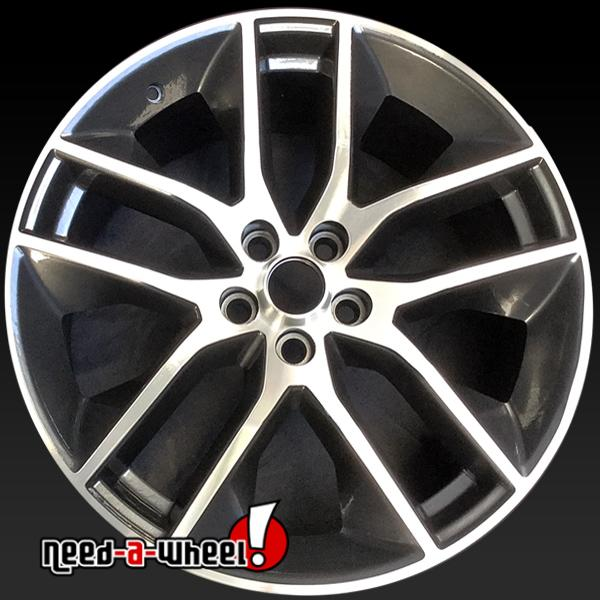 Ford Mustang Oem Wheels Rims 10039