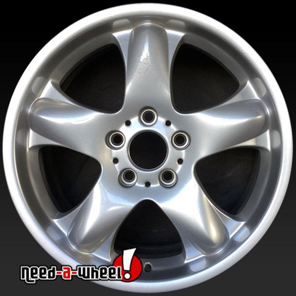 """18x8.5"""" BMW X5 Oem Wheels 2000-2006 Silver Rims 59321"""