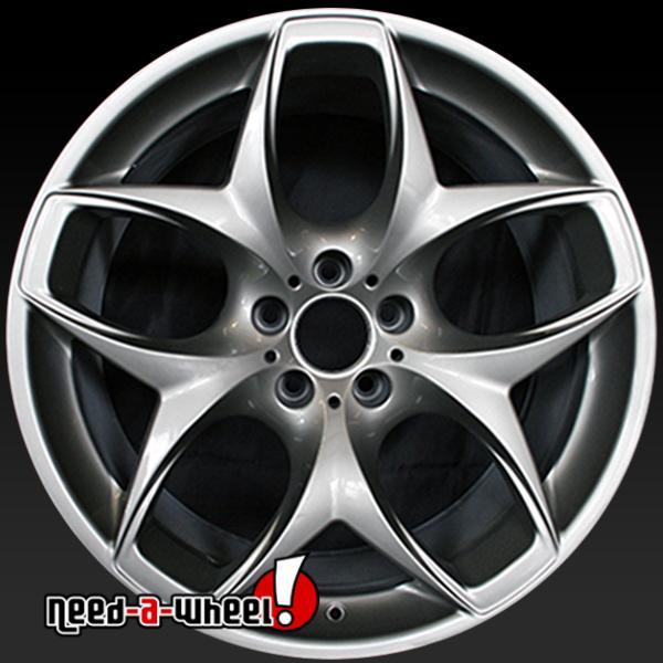 Oem Bmw Wheels >> 20x10 Bmw X5 Oem Wheels 2007 2017 Grey Rims 71227