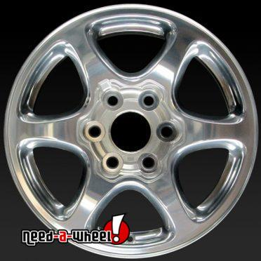 GMC Yukon oem wheels rims 5132