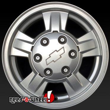 Chevy Colorado oem wheels rims 5186