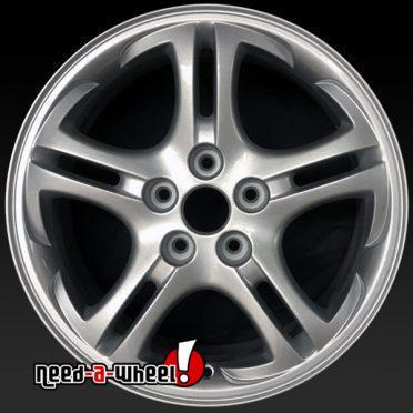 Hyundai Tiburon oem wheels rims 70701