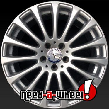 Mercedes CLS550 oem wheels rims 2184010302