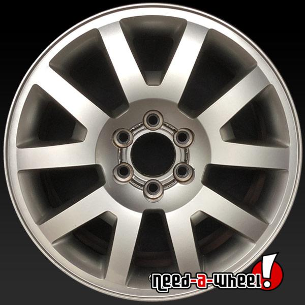 20x8 5 Ford F150 Oem Wheels And 2009 2014 Expedition Silver Stock
