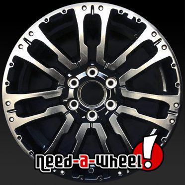 Nissan Titan oem wheels rims 62754