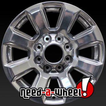 Ford F250 F350 oem wheels rims 10102