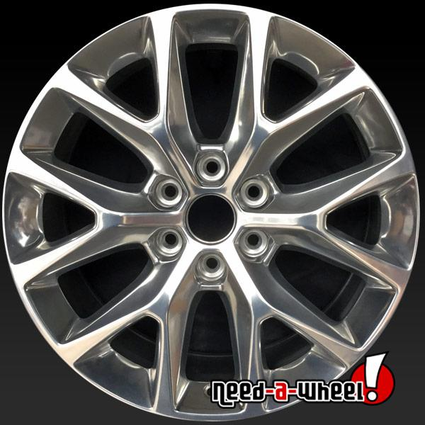 """Ford Expedition 2008 For Sale: 20x8.5"""" Ford Expedition Oem Wheels 2015-2017 Polishe Rims 3989"""