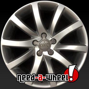 Audi A4 oem wheels rims 58911